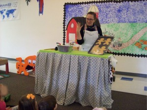 """Little Red & the Gingerbread Man"" at the Sandston Library (Richmond, VA) @ Sandston Library"